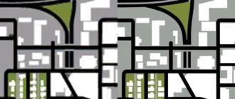 HD карта для ГТА СА